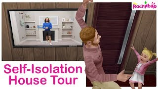 The Sims Freeplay Self-Isolation House Tour