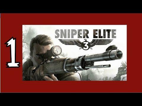 "Sniper Elite 3 - Walkthrough Gameplay Part 1- ""SIEGE OF TOBRUK"" 1080p - 60fps from YouTube · Duration:  24 minutes 45 seconds"