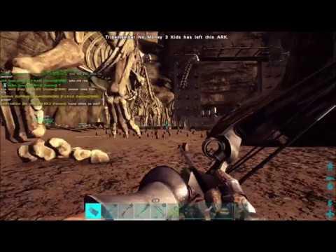 Ark Official Server 656 Wipe (Faction vs Donks pt.1)