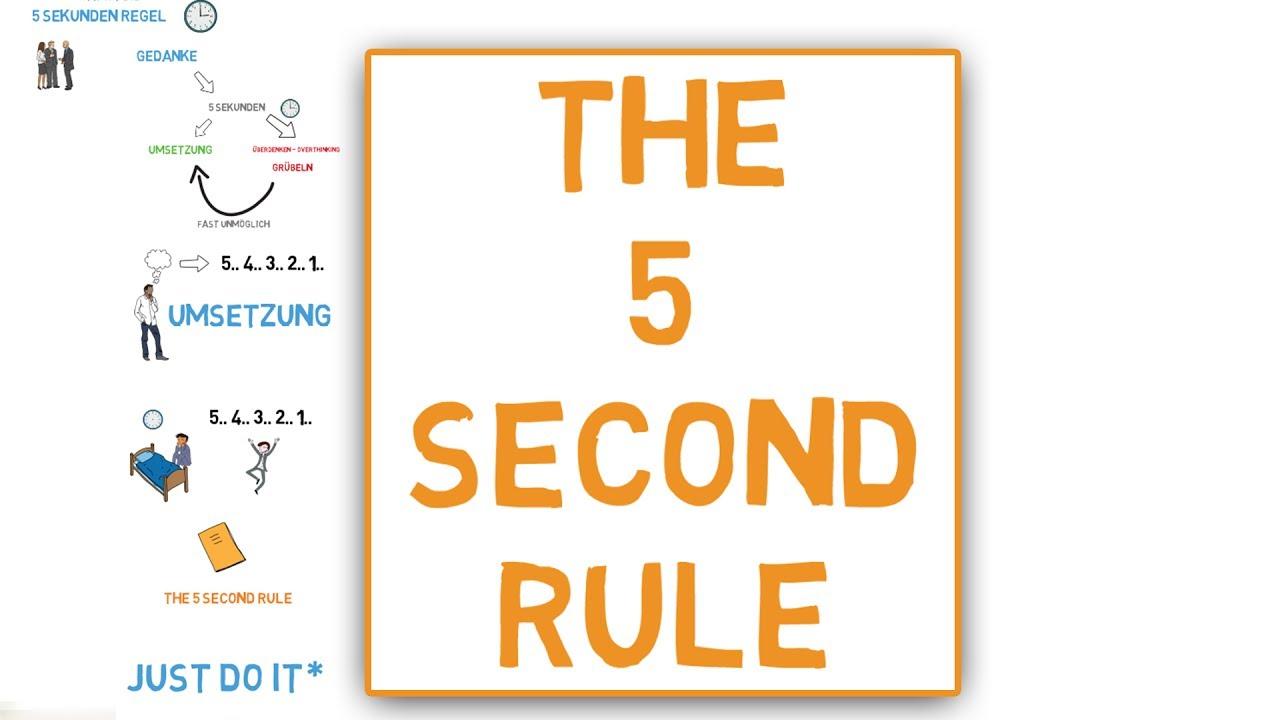 5 Sekunden Regel
