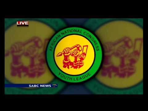 Nathi Mthethwa urges voter registeration at the ANCYL rally