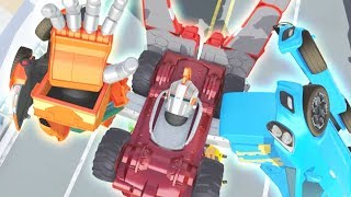 TOBOT English | 420 Punches and Paddles | Season 4 Full Episode | Kids Cartoon | Videos For Kids