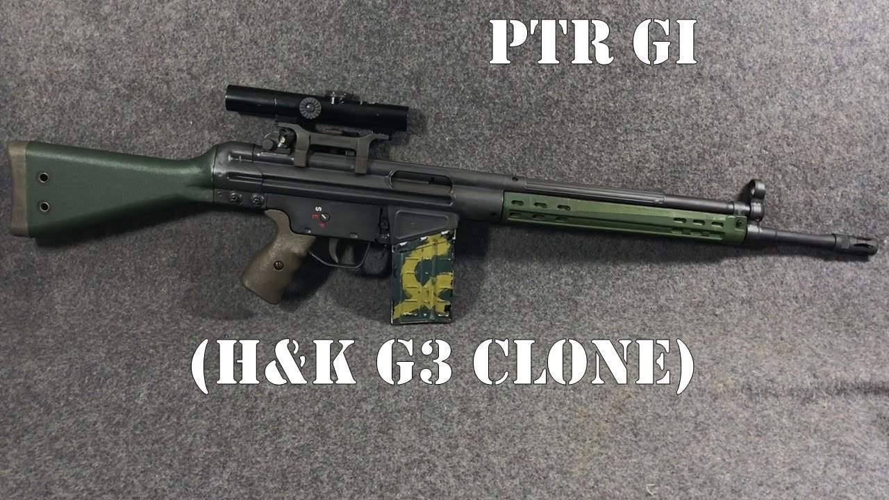 Dedicated PTR-91/C308/CETME/HK 91 pics and info thread, list of
