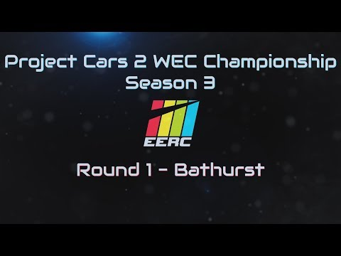 Project Cars 2 EERC WEC Championship Season 3 – Bathurst