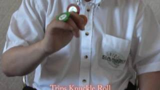 Poker Chip Tricks. Highlights Most Advanced Tricks: 6-Chips Flower, 6-Chips Shooting-Star, Clock-Work, Trips Knuckle Roll, Quads Knuckle Roll, Super-Flip, Torpedo, Infinity-Twirls, ...