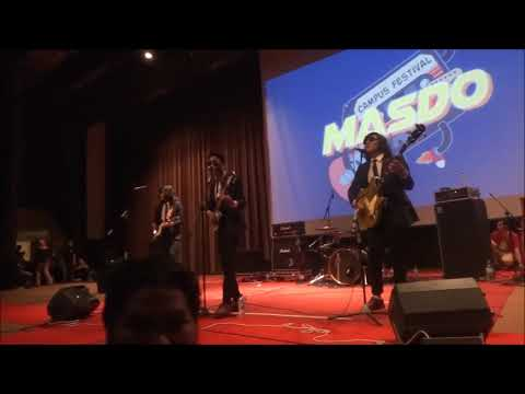 Masdo - Mas Mona / Malam Pesta Muda Mudi (Live at MMU Campus Festival 2018)