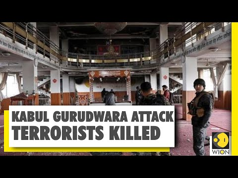 Terrorists behind Kabul Gurudwara attack killed by Afghan se