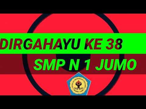 Dirgahayu SMP N 1 Jumo