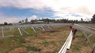 A1 Highways Solar Install Demonstration Thumbnail