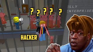 ROBLOX PIGGY VS HACKER MEME PART 10