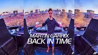 Download lagu Martin garrix - Back in time