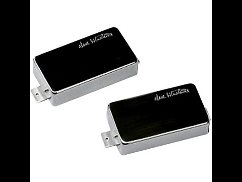 Seymour Duncan Pickups: Dave Mustaine Livewire Set