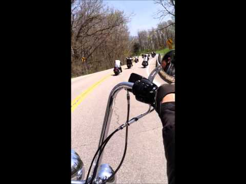 Ride down 94 St Charles Missouri