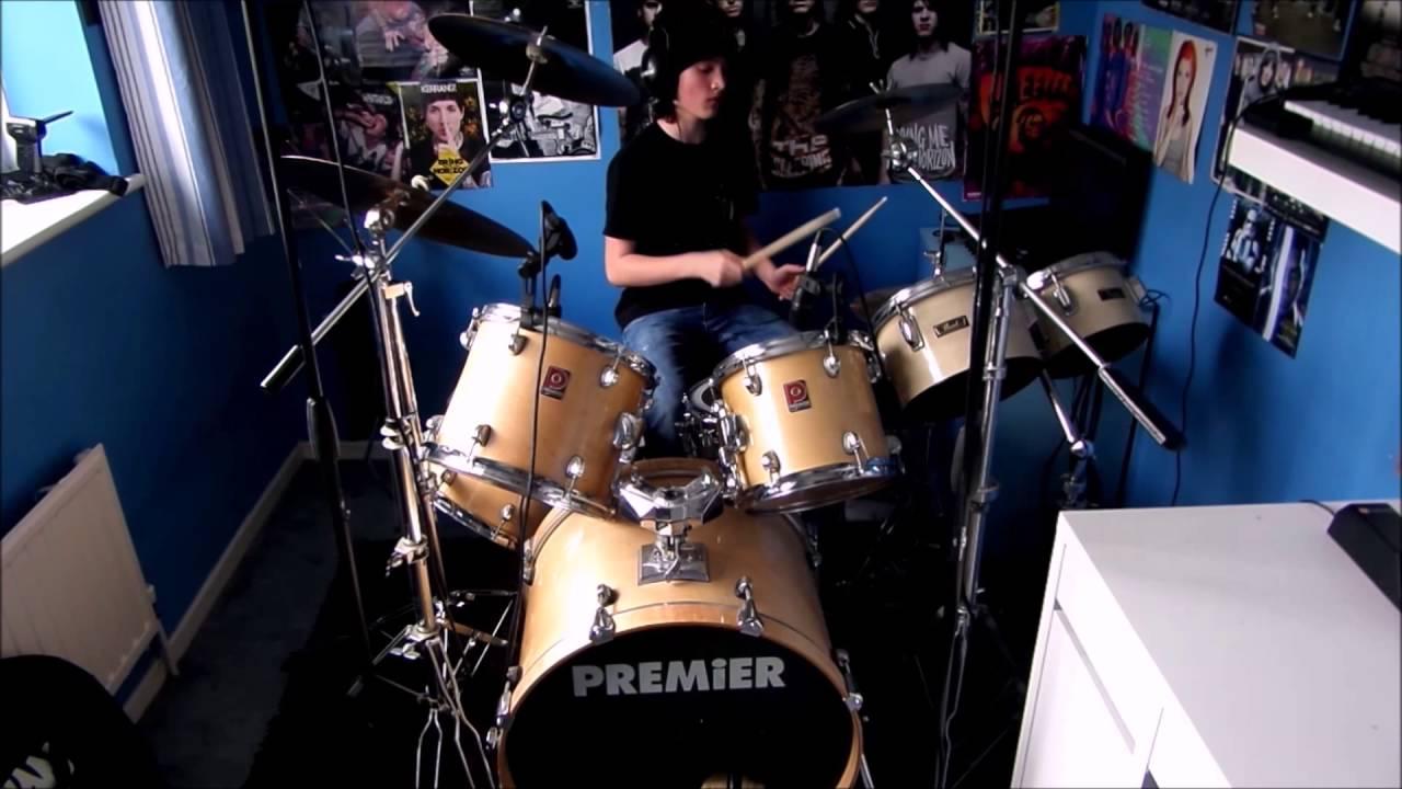 Best hardcore drummers