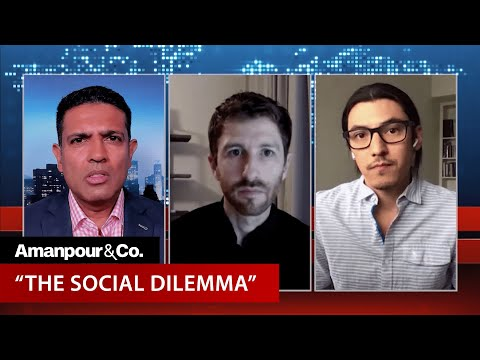 'The Social Dilemma:' Lies Spread 6x Faster Than Truth on Social Media   Amanpour and Company