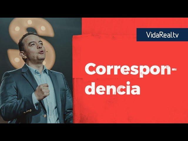Correspondencia | Irresistible | Pastor Rony Madrid