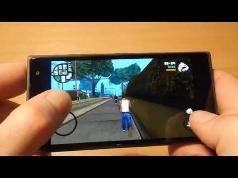 Nokia Lumia 730 DS производительность, игры