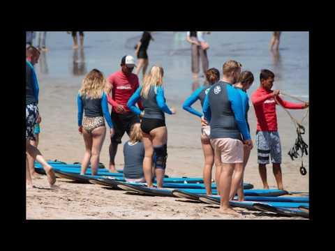 Kuta Bali Surfing sept2017