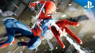 Marvel's Spider Man – Tráiler Nueva York – PS4