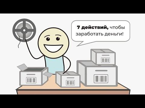 Как заработать на своем Интернет Магазине? Узнай 7 действий, без которых это невозможно (Видео 2)