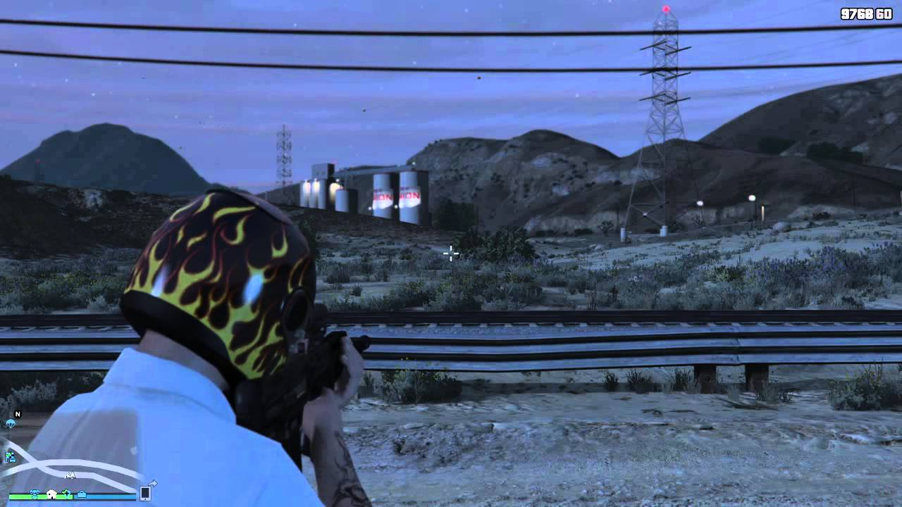 Gta 5 ps4 throw grenade while holding weapon youtube