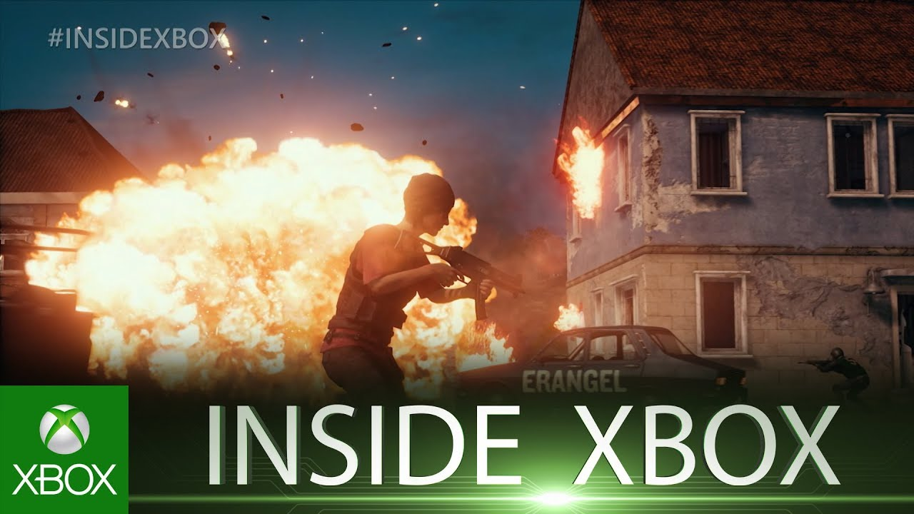 First Details of new PUBG Features on Inside Xbox!