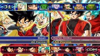 Baixar Beat All Forms VS Xeno Goku All Forms | Dragon Ball Z Budokai Tenkaichi 3