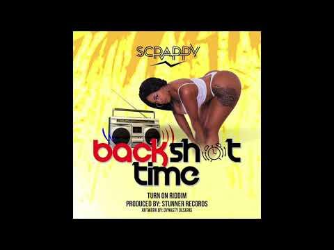 Scrappy HD - Backshot Time (RAW)