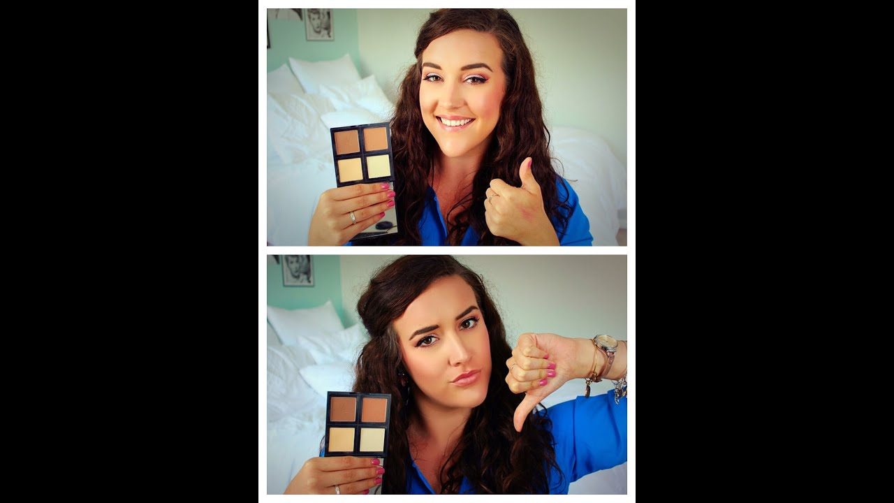 Elf Contour Palette Review  Andrealeigh