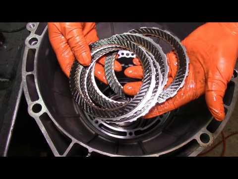 5R55S Transmission - Repair - part - 2