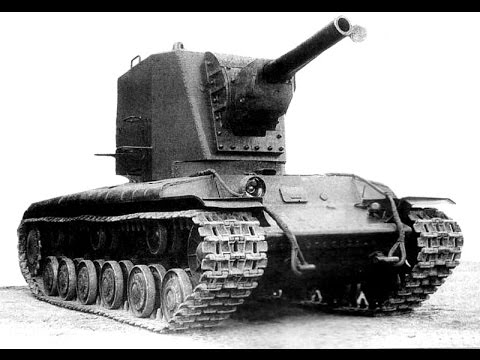 Russian Monster Tanks 1911 to  1945 ( Russian Heavy Tanks )