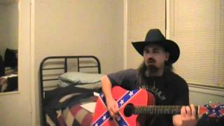 ALL MY ROWDY FRIENDS HAVE SETTLED DOWN{COVER SONG} OF HANK JRS SUNG BY SHAWN DOWNS.