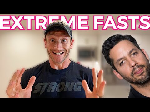Thomas DeLauer Reacts to David Blaine on Joe Rogan Podcast About Fasting