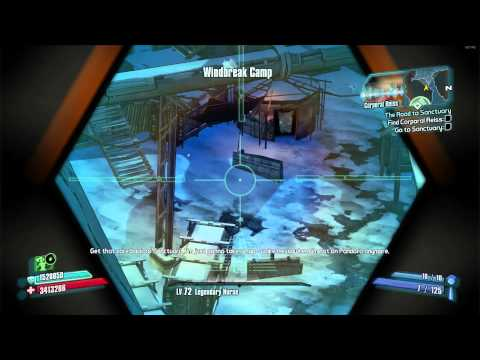 Borderlands 2 Playthrough Remake (60FPS) - Part 2: Pluto IS a Planet!
