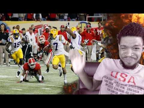 I CAN'T BREATHE BRO!!! BEST PUNT RETURNS EVER IN COLLEGE FOOTBALL REACTION!