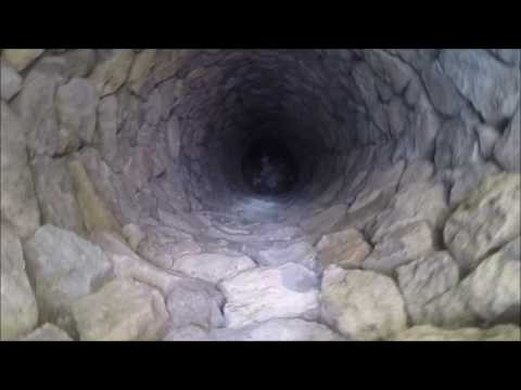 Exploring An Old Dangerous Well