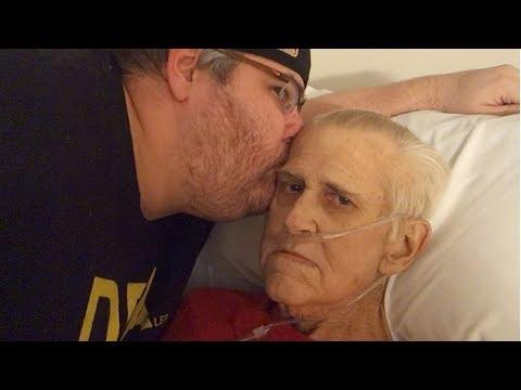 Grandpa Says Goodbye...