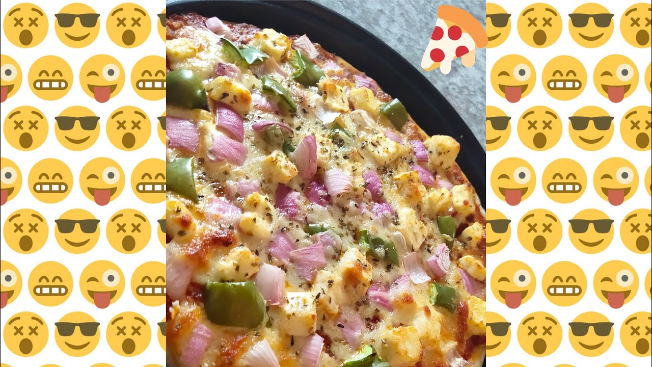 how to make pizza at home by bhavna