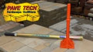 Gambar cover The Pounder™  | PAVE TECH - Hardscape Outfitter