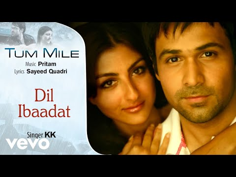 dil-ibaadat---official-audio-song-|-tum-mile-|-kk|-pritam