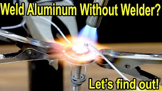 "Best ""No Welder"" Aluminum Welding Rods? Let's find out! Alumiweld vs Bernzomatic vs Hobart"