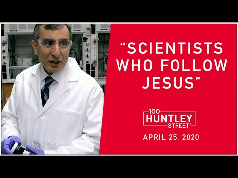 """Top Scientists Following Jesus"" Dr. James Tour on 100 Huntley Street"