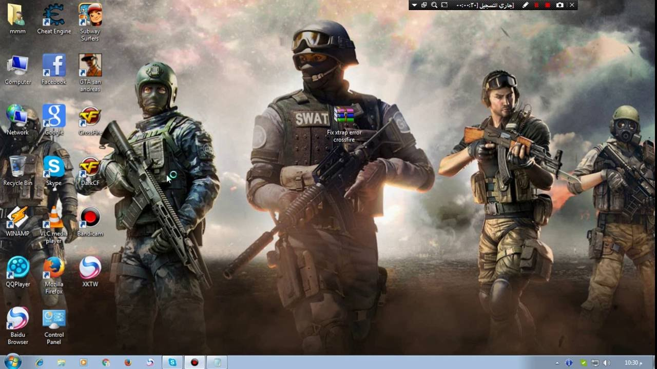 Download latest version game client crossfire osseven.