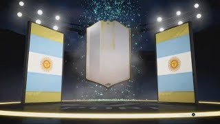 Huge 98 Rated Prime Moment Icon In A Pack!!! Fifa 19 Ultimate Team