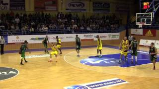 KB Košice - BC Prievidza (2. kolo Eurovia SBL)