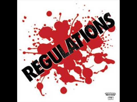 Regulations   Self Titled LP (full album 2005)