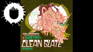 TOKiMONSTA feat. Gavin Turek - Clean Slate (Blood Diamonds Remix) (Cover Art)
