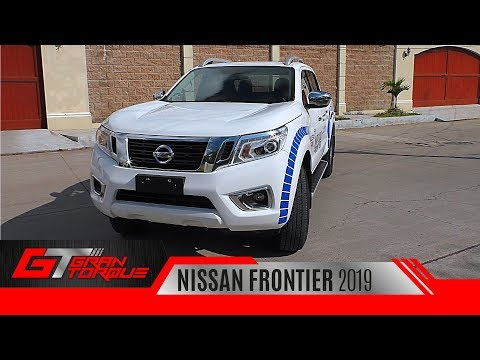 2020 Nissan Frontier caught testing without camouflage in Los Angeles