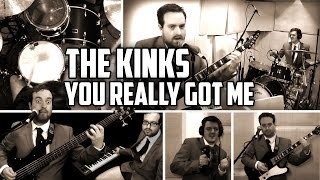 The Kinks - You Really Got Me cover - Thunder The Covers