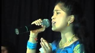 Humsini singing heart touching song from kannada movie